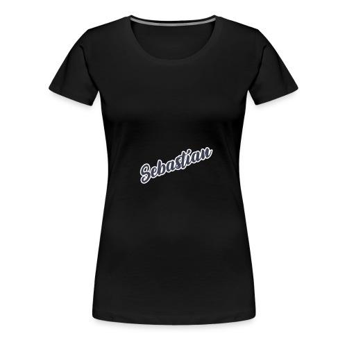 Sebastian - Frauen Premium T-Shirt