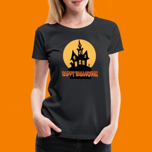 Happy Halloween - Premium-T-shirt dam