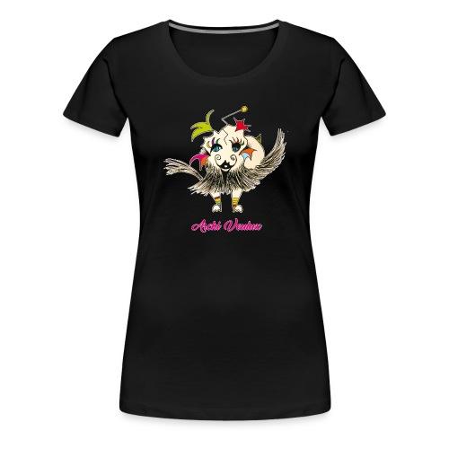 Archi Veulux - T-shirt Premium Femme