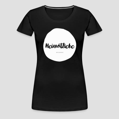 Heimatliebe Records - Frauen Premium T-Shirt