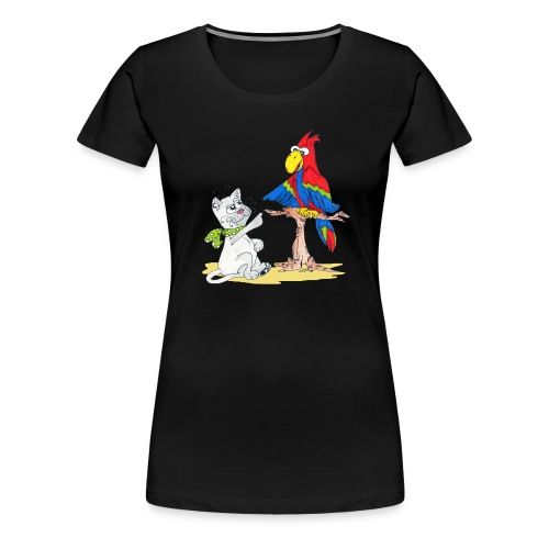 Nestor et Kumb - T-shirt Premium Femme