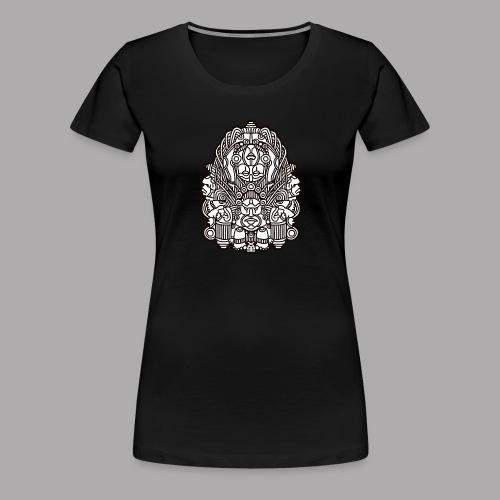 connected black - Women's Premium T-Shirt