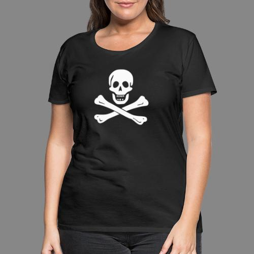 Edward England Flag - T-shirt Premium Femme