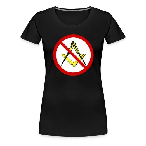 Anti-FM - T-shirt Premium Femme