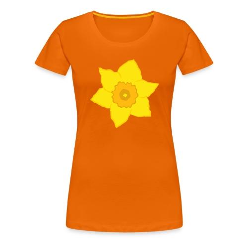 Osterglocke - Frauen Premium T-Shirt