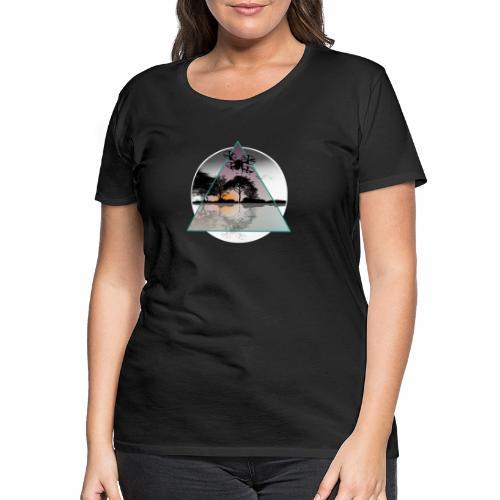 drone - Women's Premium T-Shirt