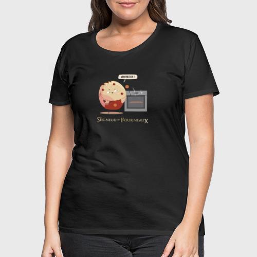 Le Seigneur des fourneaux - T-shirt Premium Femme
