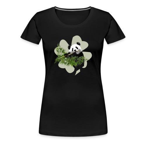 My lucky Panda - T-shirt Premium Femme