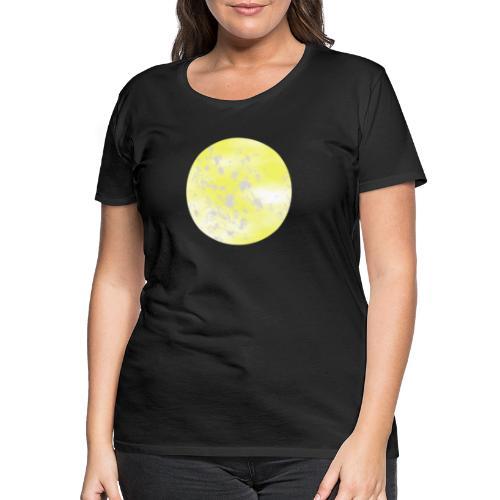 Full Moon - Vrouwen Premium T-shirt