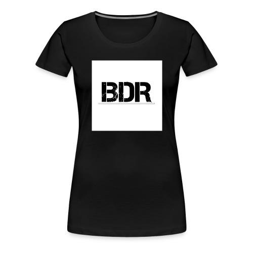 3000x3000BDR jpg - Vrouwen Premium T-shirt