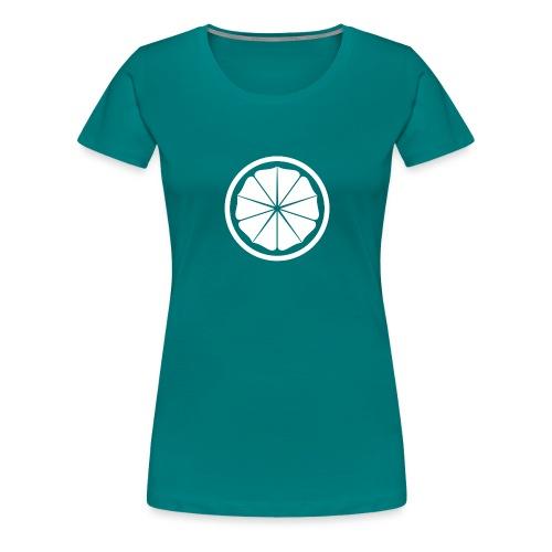 Seishinkai Karate Kamon white - Women's Premium T-Shirt