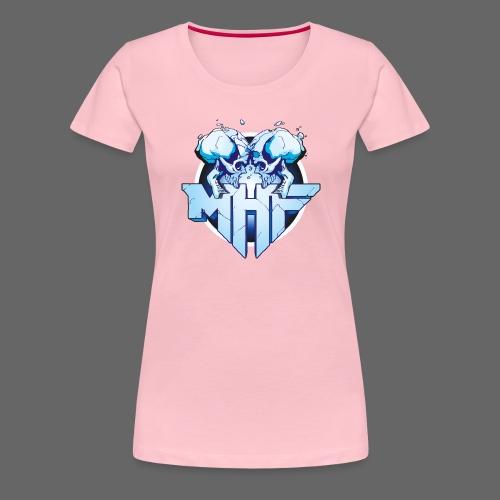 MHF New Logo - Women's Premium T-Shirt