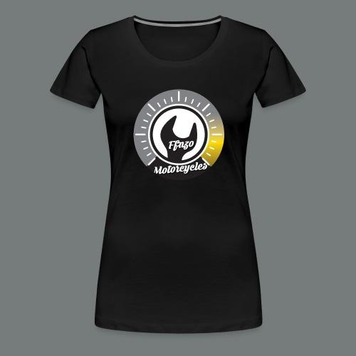 FFNZOMOTORCYCLES - T-shirt Premium Femme