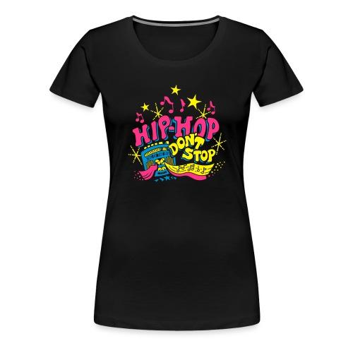 hiphop_style - Frauen Premium T-Shirt