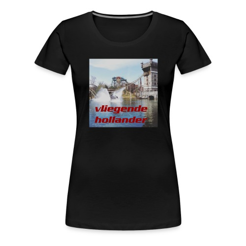 t shirt man Vliegende Hollander - Vrouwen Premium T-shirt