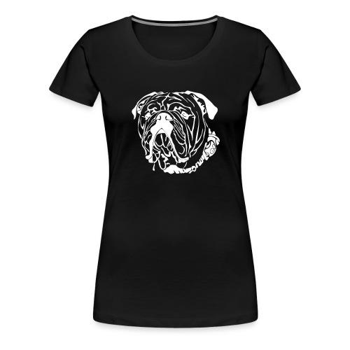 Köbi weiß - Frauen Premium T-Shirt