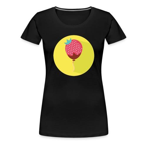 Palloncino // Strawberry - Maglietta Premium da donna