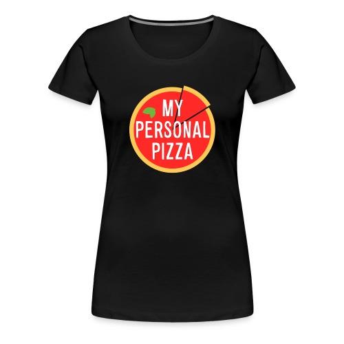 maglietta_alsina_noshadow_textshadow - Maglietta Premium da donna