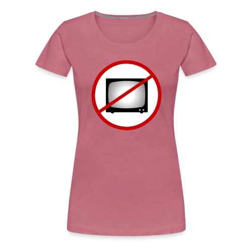 notv - Women's Premium T-Shirt