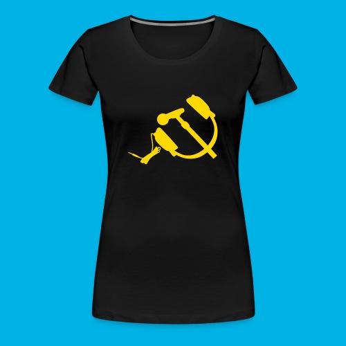Cuffie e Microfono - Tazza - Maglietta Premium da donna