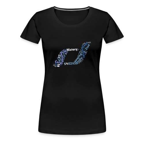 snm-daelim-models-d - Frauen Premium T-Shirt