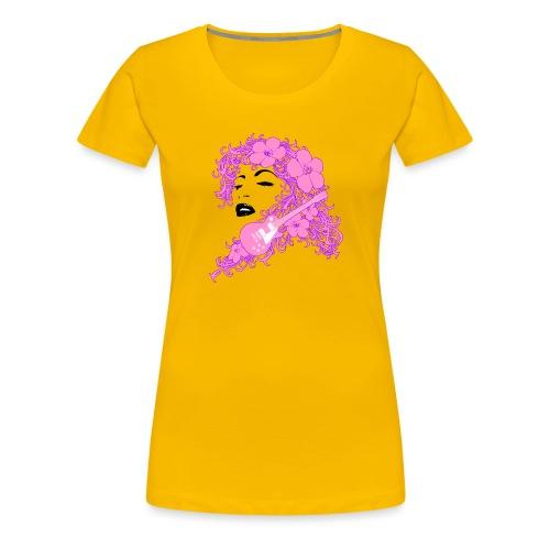 Lady Flo - Maglietta Premium da donna