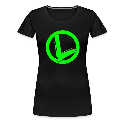 logo big png - Women's Premium T-Shirt