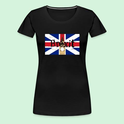 brexit - Maglietta Premium da donna