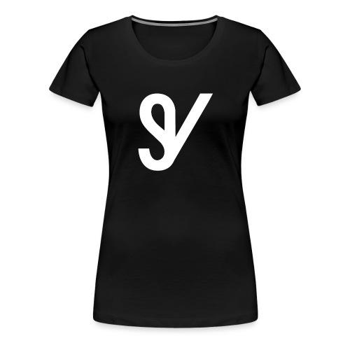 logo png - Vrouwen Premium T-shirt