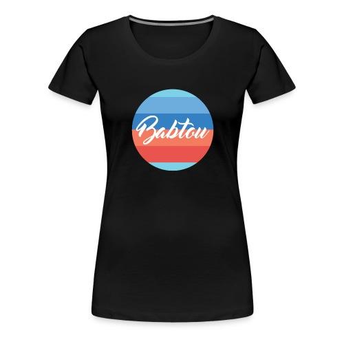 Babtou Summer 1 - T-shirt Premium Femme