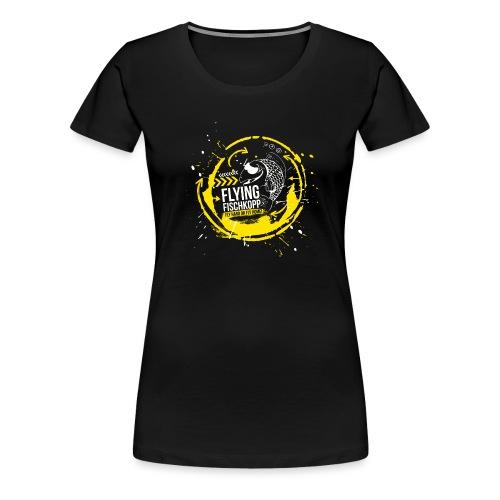 Flying Fischkopp T-Shirt - Frauen Premium T-Shirt
