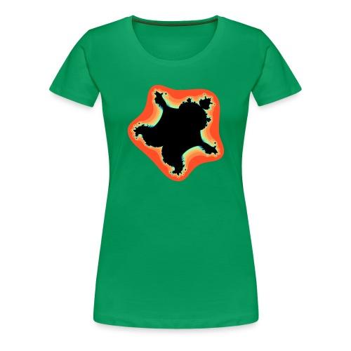 Burn Burn Quintic - Women's Premium T-Shirt
