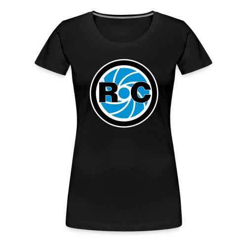 Bikonkav Cap - Frauen Premium T-Shirt