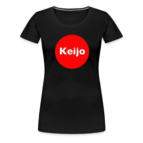 Keijo-Spot - Naisten premium t-paita