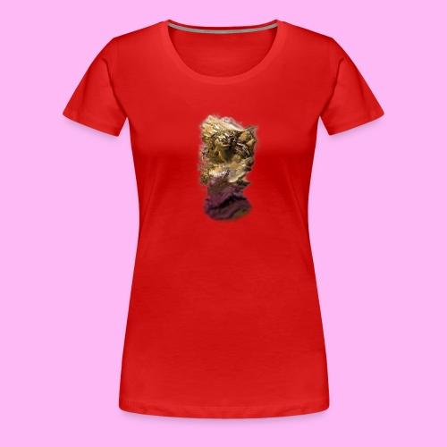 migraine - Naisten premium t-paita