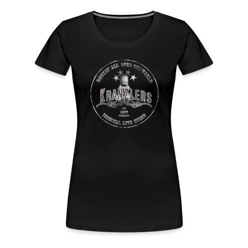 Kranzlers Rockin´All Over The World Vintage - Frauen Premium T-Shirt