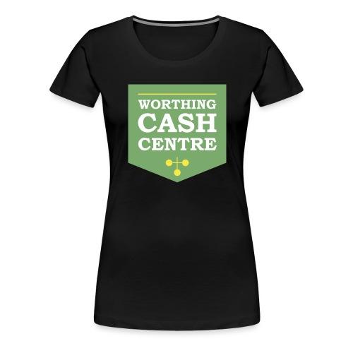 WCC - Test Image - Women's Premium T-Shirt