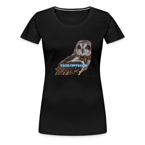 FAGELCENTRALEN - Premium-T-shirt dam
