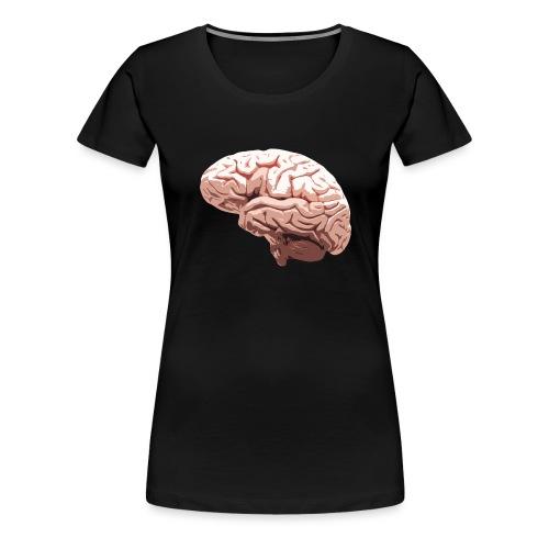 Brain - T-shirt Premium Femme