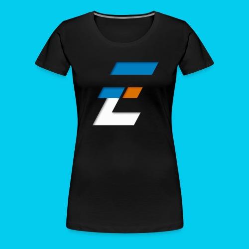 Electronic-series - T-shirt Premium Femme