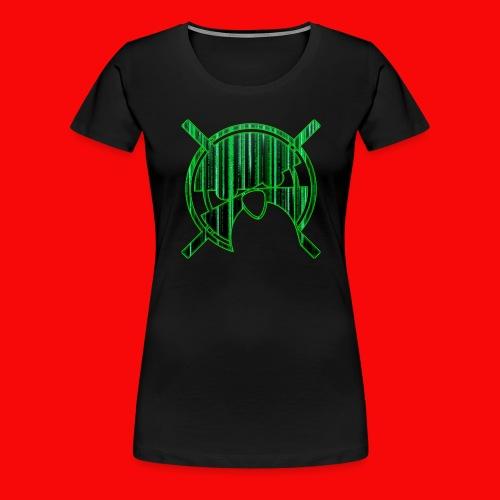 linux-Geek - T-shirt Premium Femme
