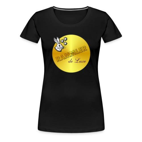 rammler - Frauen Premium T-Shirt