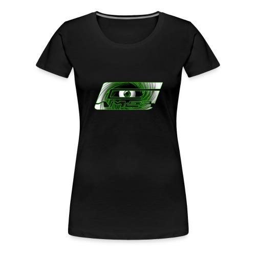 Geme Eye - Frauen Premium T-Shirt