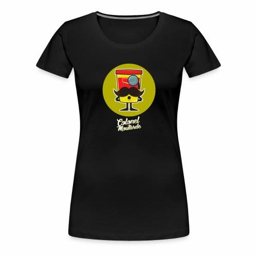 Colonel Moutarde - T-shirt Premium Femme