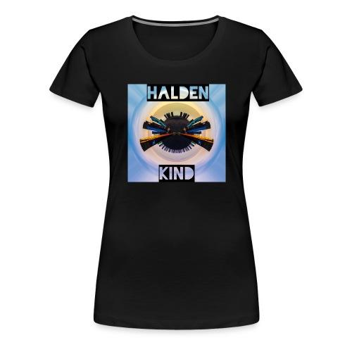 Halden Kind - Frauen Premium T-Shirt