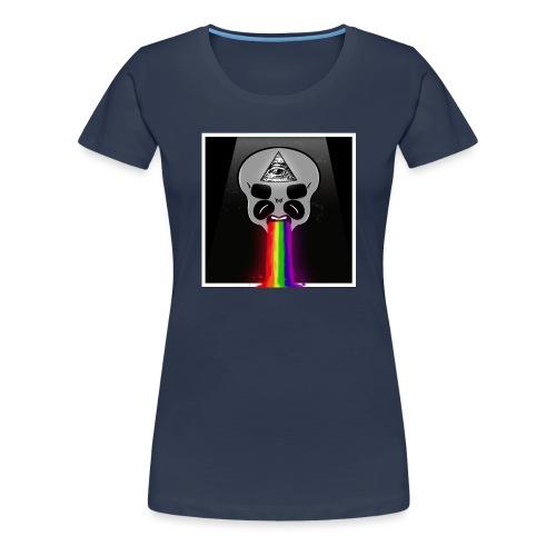 Alien Had - Frauen Premium T-Shirt