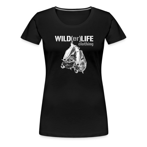 Hanging Out (Chrome Edition) - Women's Premium T-Shirt