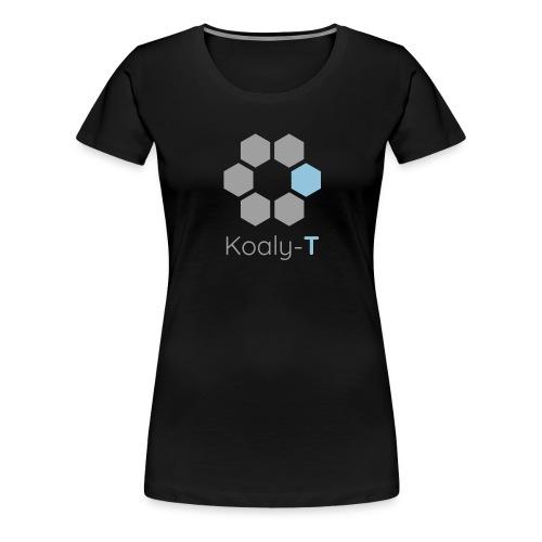 Koaly-T Logo - Frauen Premium T-Shirt