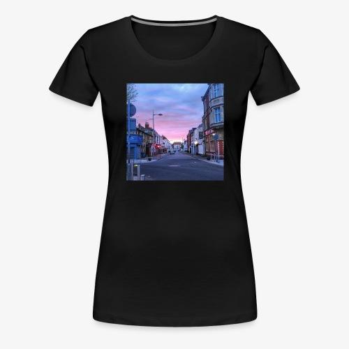 Clacton Sunrise - Women's Premium T-Shirt