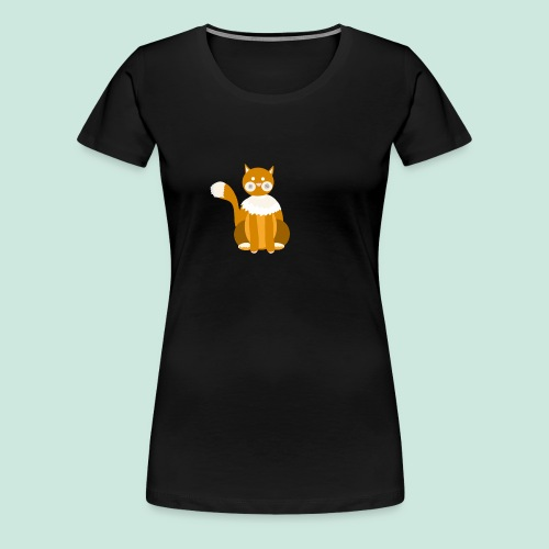 Kitty cat - Women's Premium T-Shirt